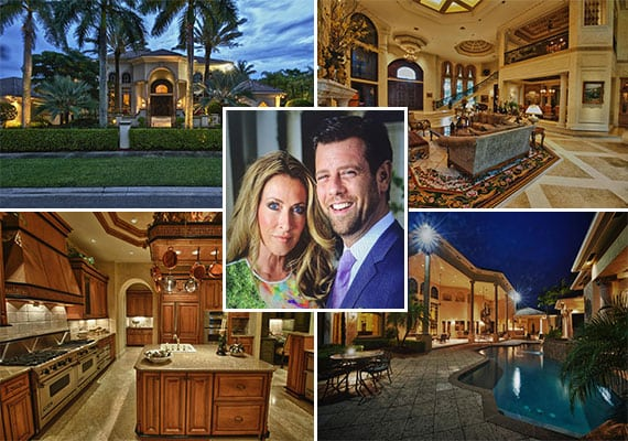 Polo Club of Boca manse sells for record $4.2M